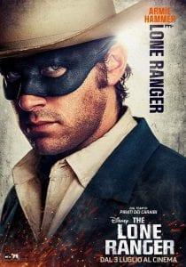 John Reid, the Lone Ranger