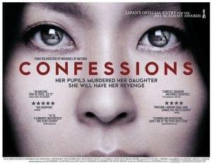 Il poster di Confessions