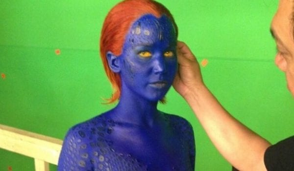 jennifer lawrence x men
