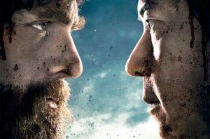Alan e Mr Chow in uno dei poster di Una notte da leoni 3