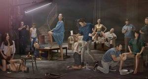 L'intero cast di Nymphomaniac in questa nuova immagine promozionale