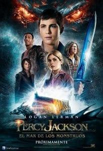 Nuovo poster internazionale per Percy Jackson e gli dei dell'Olimpo – Il mare dei mostri