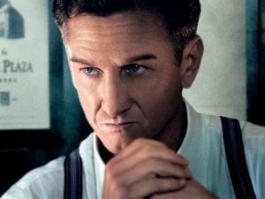 Sean Penn in un'immagine di Gangster Squad