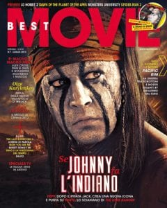 Johnny Depp su Best Movie
