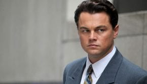 The Wolf of Wall Street Di Caprio