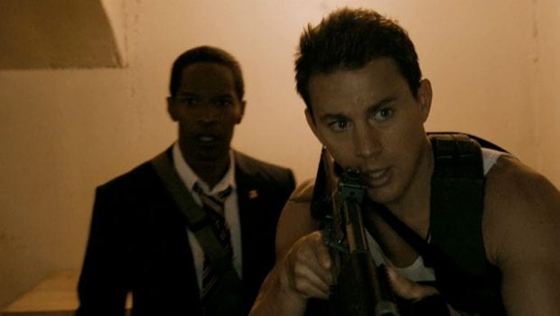 White House Down clip