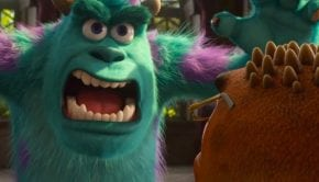 monsters university clip sulley