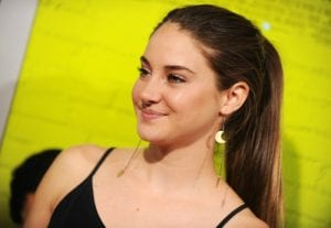 Shailene Woodley | © ROBYN BECK / Getty Images