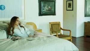 Lindasy Lohan, protagonista di The Canyons