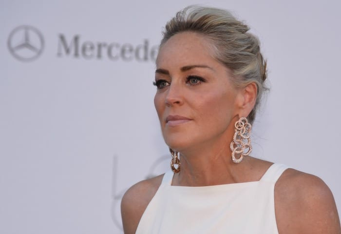Sharon Stone   © ALBERTO PIZZOLI / Getty Images