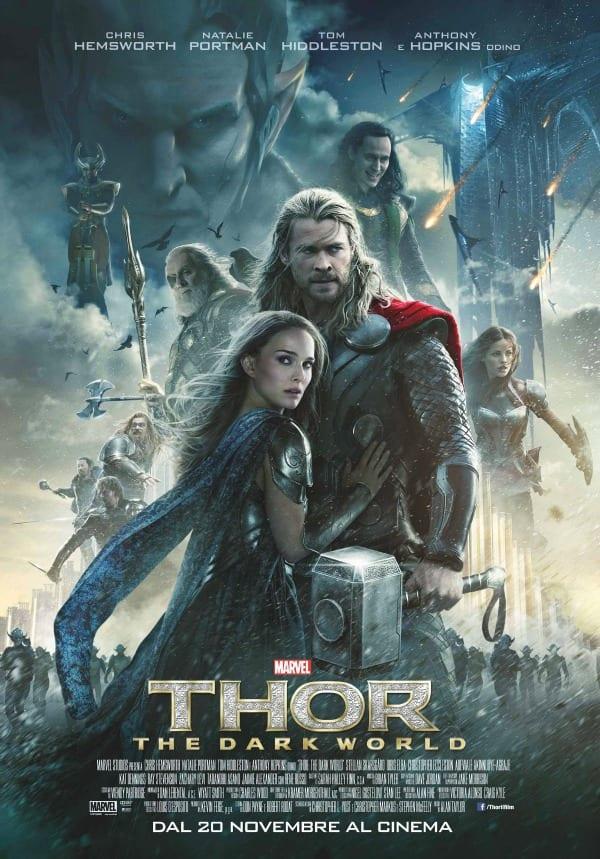 Poster di Thor: The Dark World