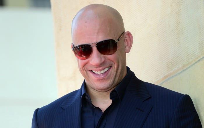Vin Diesel   © FREDERIC J. BROWN / Getty Images