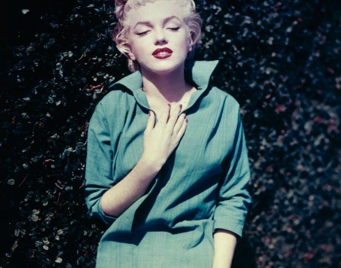 Marilyn Monroe   © Baron / Getty Images