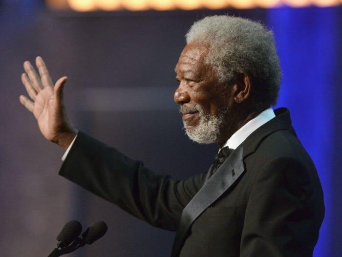 Morgan Freeman | © Frazer Harrison / Getty Images