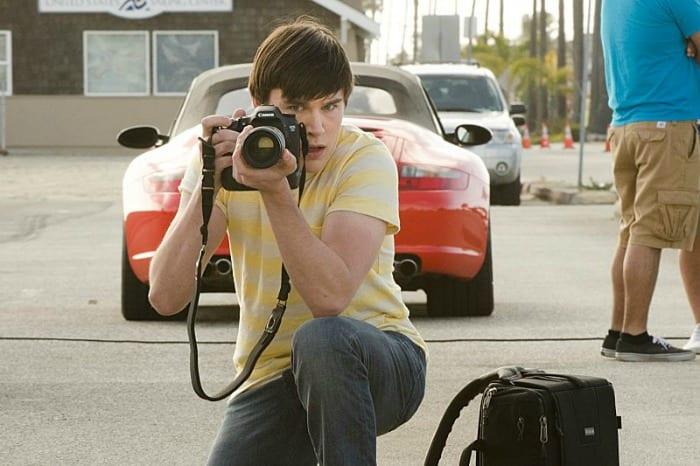 Zach Hamilton - Dexter