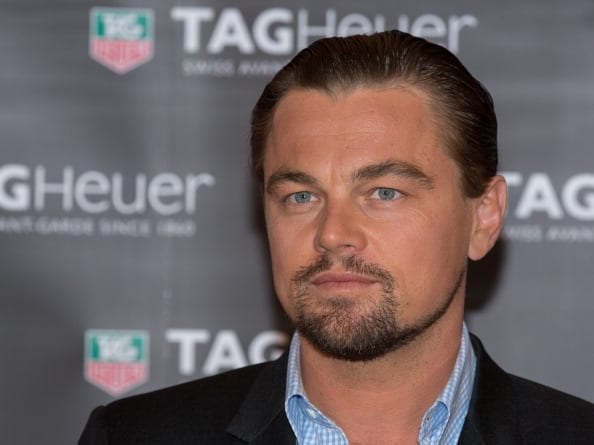 Leonardo DiCaprio interpreterà Woodrow Wilson   © Didier Baverel / Getty Images