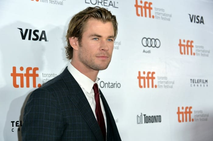 Chris Hemsworth | © Alberto E. Rodriguez / Getty Images