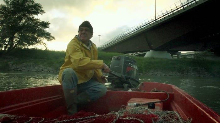 Sacro Gra - Il pescatore