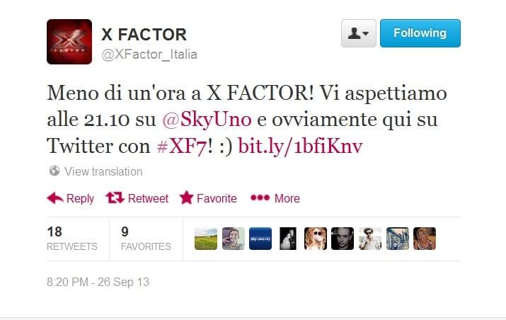 jkghkg X Factor 7: stasera la prima puntata!