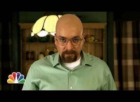 la parodia di jimmy fallon su breaking bad cinezapping