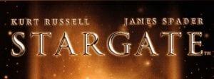 """La testa della locandina di """"Stargate"""""""