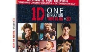 BS3261050 One Direction BD 3D P