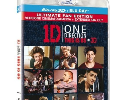 BS3261050 One Direction BD 3D P 2