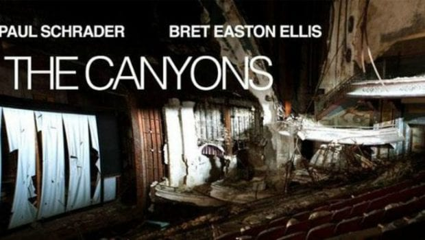The Canyons Trailer and Poster