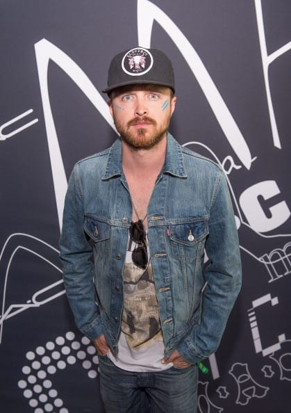 Aaron Paul interprete di Jesse © by Daniel Boczarski/Getty Images