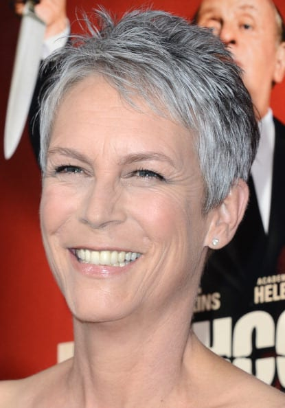"Jamie Lee Curtis protagonista di ""The Final Girls"" © ROBYN BECK/AFP/Getty Images"
