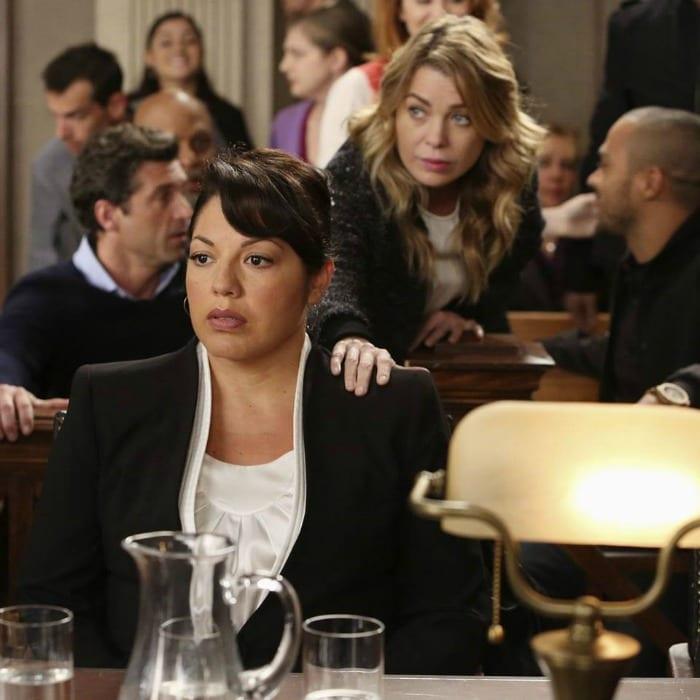 Callie e Meredith