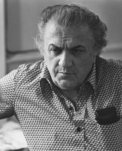 Federico Fellini | © AFP / Getty Images