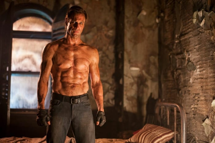 I, Frankenstein (Aaron Eckhart)