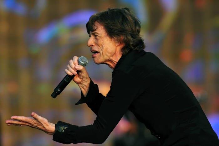 Mick Jagger al concerto di Hyde Park 2013 | © CARL COURT / Getty Images