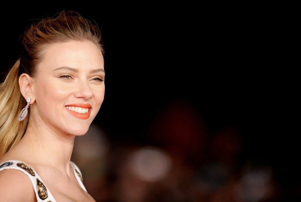 Scarlett Johansson a Roma | © Tiziana Fabi / Getty Images
