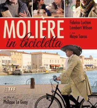 moliere in bicicletta locandina