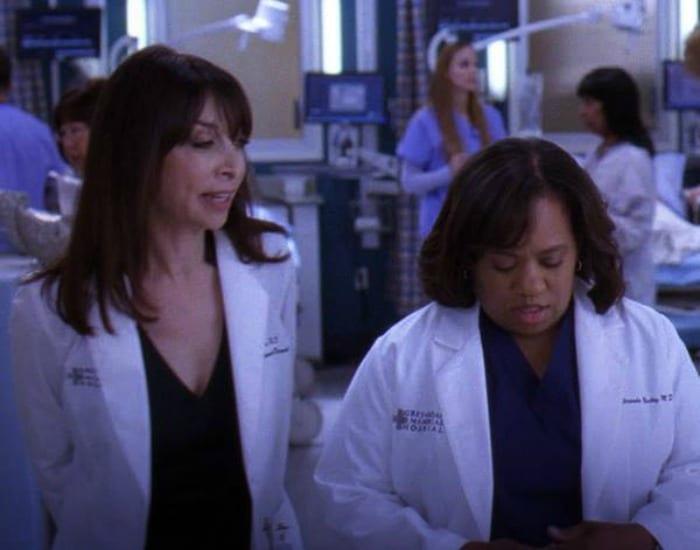 La Dottoressa Bailey
