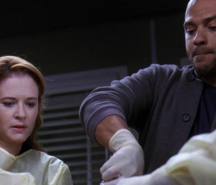 Grey's Anatomy 10x11