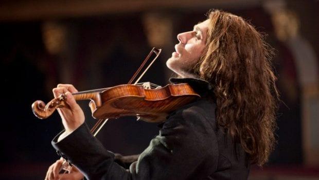 048 TDV 118 SP Int Opera House Paganini playing David Garrett