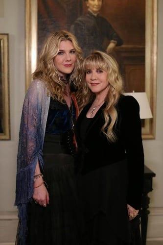 Lily Rabe e Stevie Nicks