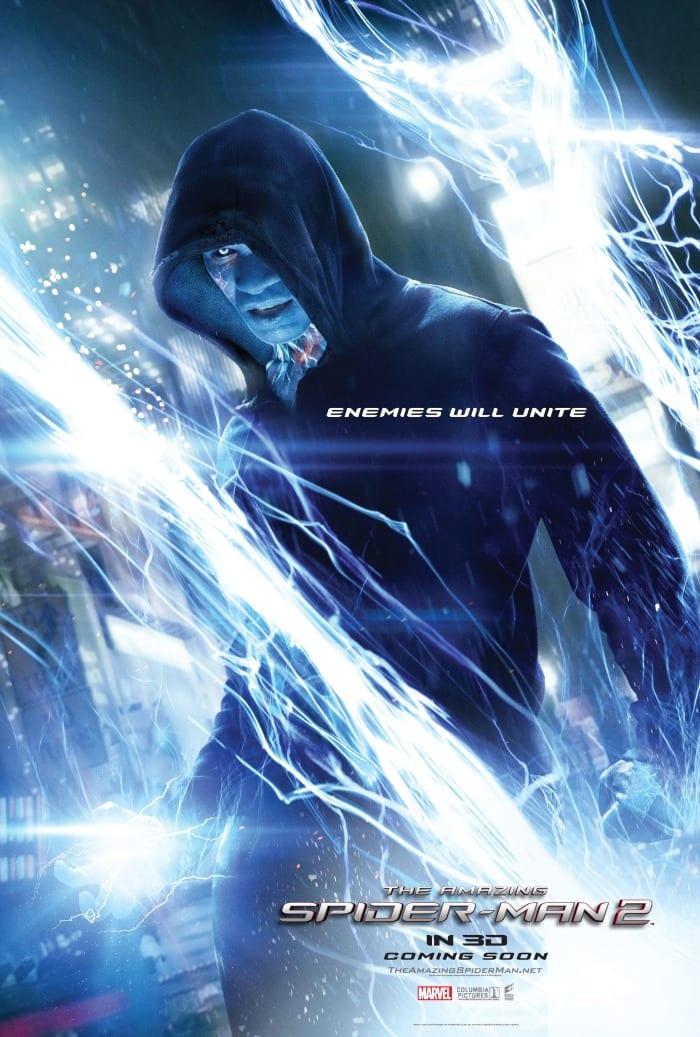 Electro, The Amazing Spiderman 2