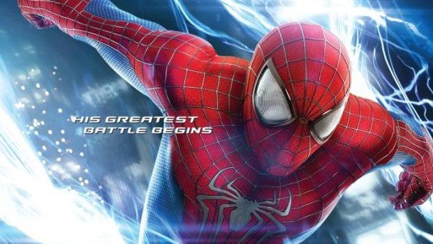 the amazing spiderman 2 spyder