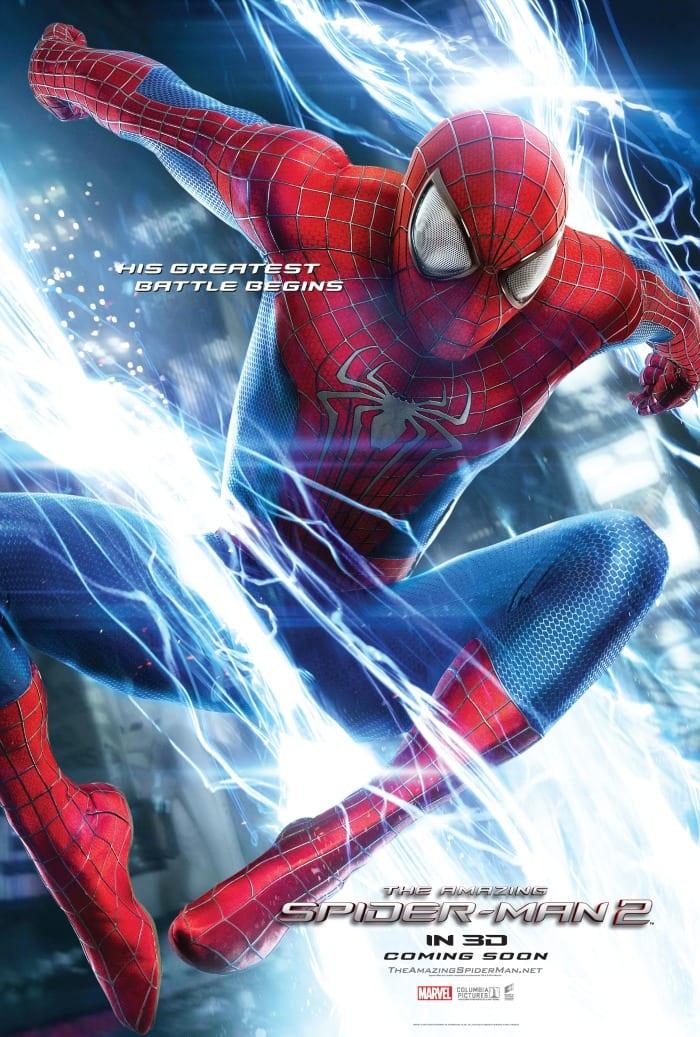 Spyder, The Amazing Spiderman 2