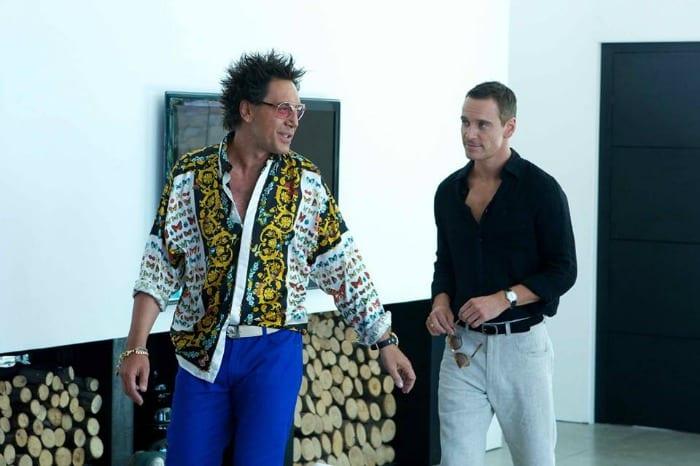 Javier Bardem e Michael Fassbender