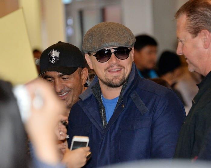 Leonardo DiCaprio | © YOSHIKAZU TSUNO / Getty Images