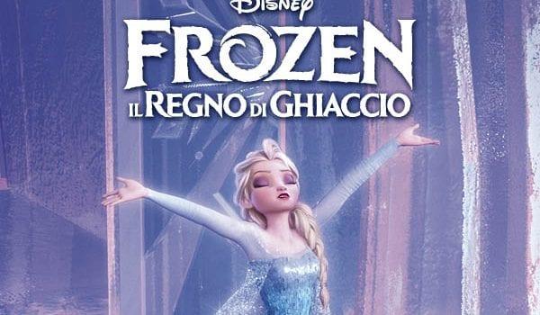Frozen Il regno di ghiaccio in versione karaoke