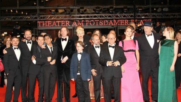 Il cast a Berlino
