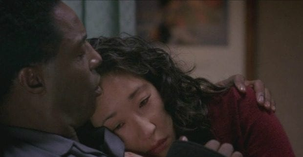 Burke e Cristina