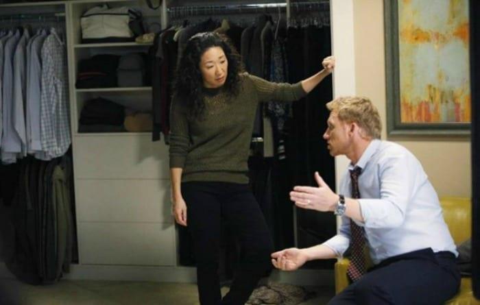 Cristina e Owen