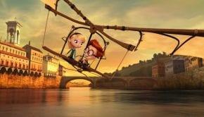 Mr. Peabody e Sherman